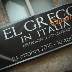 El Greco in Italia
