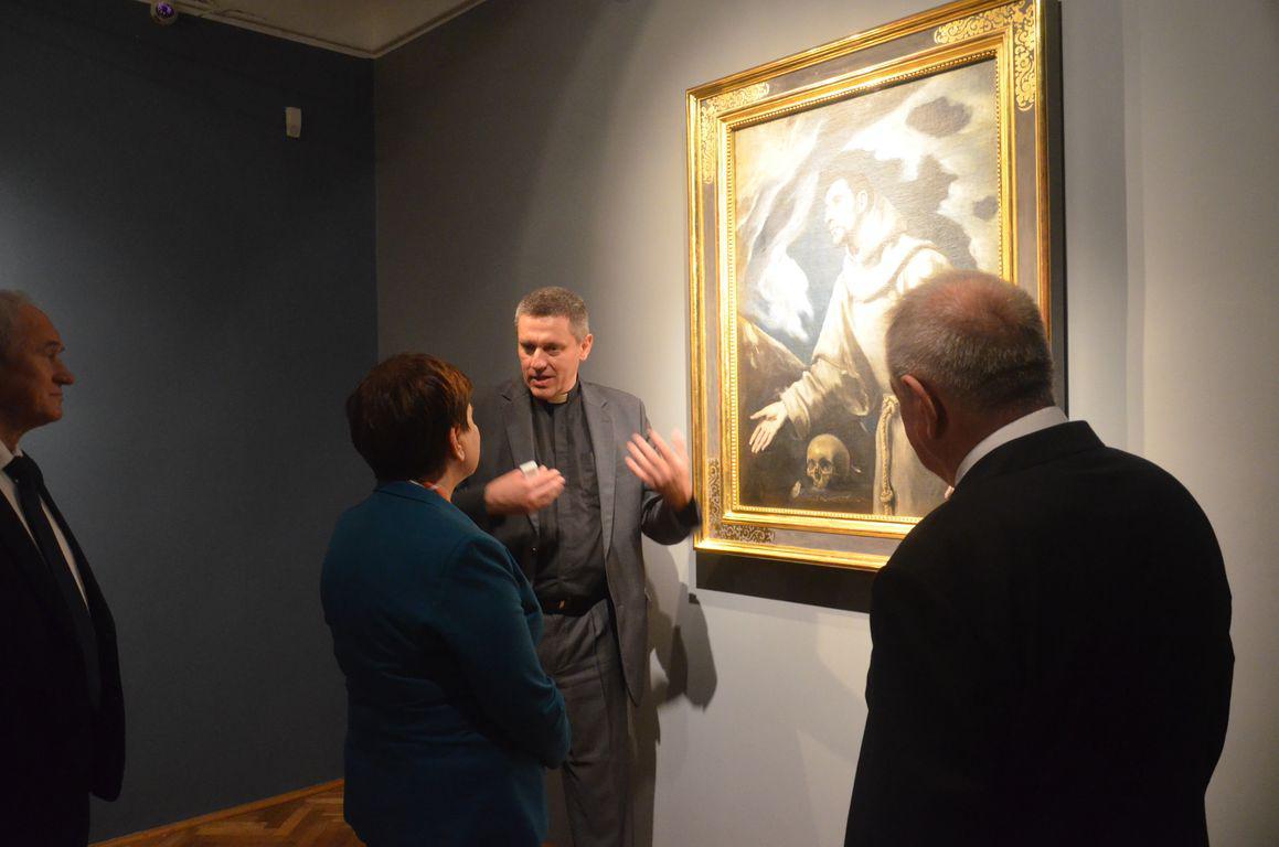 Premier-Beata-Szydlo-Muzeum-Siedlce-El-Greco-1