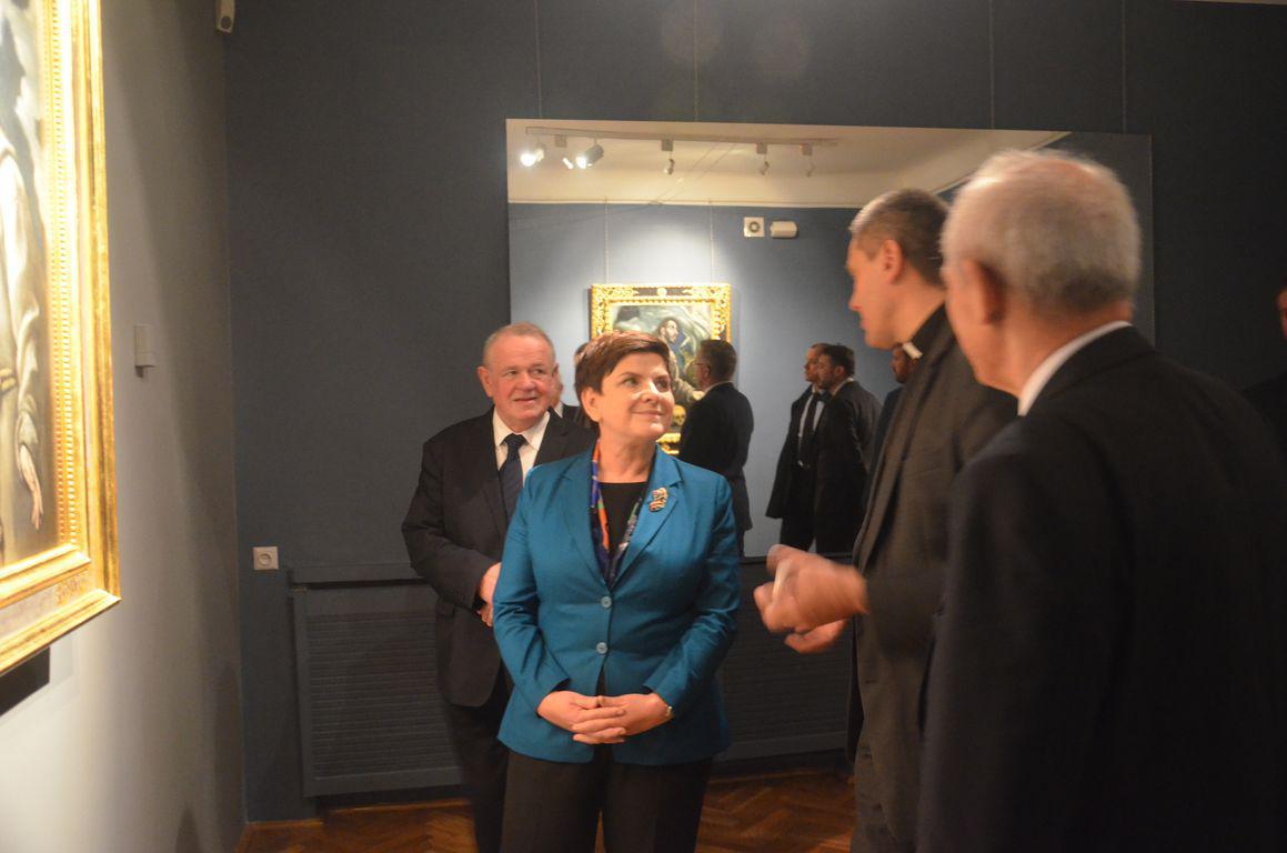 Premier-Beata-Szydlo-Muzeum-Siedlce